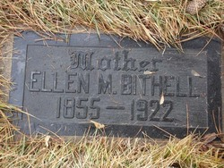 Ellen Maria <I>Kidgell</I> Bithell
