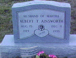 Albert Ainsworth