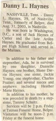 Danny L. Haynes
