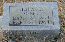 Henry Clay Creel