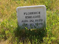 Florence Esklund