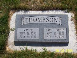 Orvil Harold Thompson