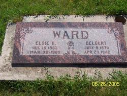 Elsie Ann <I>Hanson</I> Ward