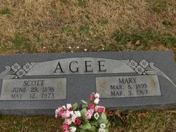 Carl Scott Agee