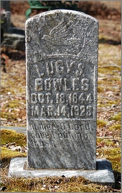 Lucy Susan <I>Bowles</I> Bowles
