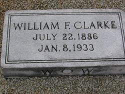 William Farmer Clarke
