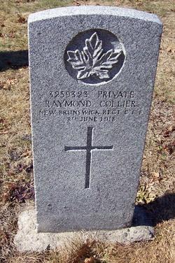 PFC Raymond Collier