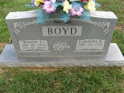 Ronnie L Boyd