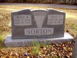 Rosie Etta <I>Burden</I> Norton