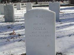"""Nella """"Nellie"""" <I>Stratton</I> Copp"""