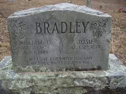 William Oscar Bradley