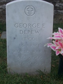 George Earl Depew