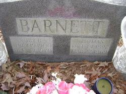 Ruby B. Barnett