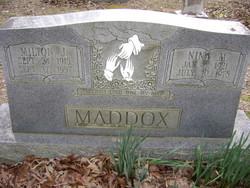 Milton J. Maddox