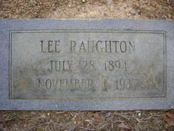 Lee Raughton