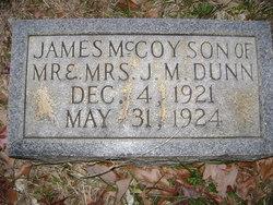 James McCoy Dunn