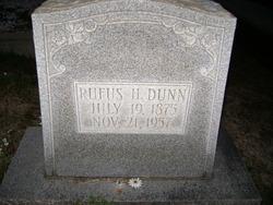 Rufus Henry Dunn