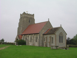 St Andrew and St Peter Churchyard
