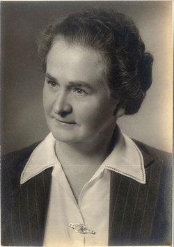 """Bertha Mae """"Mae"""" <I>Boren</I> Payne"""