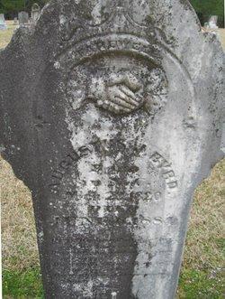 Augustus J Byrd