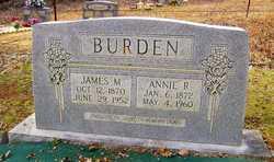 Annie Richard <I>Beaver</I> Burden