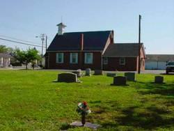 Hickory Baptist Church Cemetery