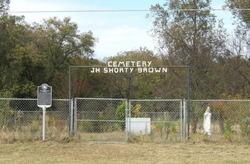 John H. Shorty Brown Cemetery