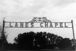 Lanes Chapel Cemetery