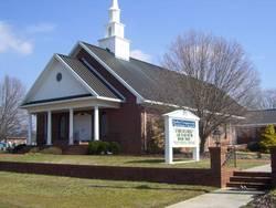 Parks Crossroads  Christian Church Cemetery
