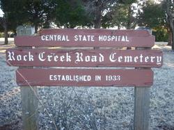 Rock Creek Road Cemetery