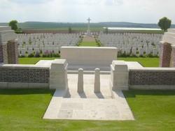 Sailly-Saillisel British Cemetery
