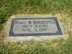 Henry Wallace Winchester