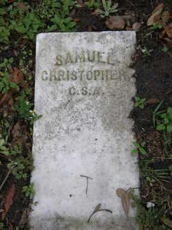 Samuel E Christopher