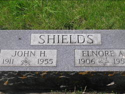 Elnore A <I>Ayers</I> Shields