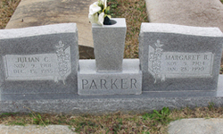 julian carlton parker 19011985 find a grave memorial