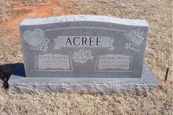 Alice Juanita Acree