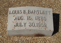 Louis Edgar Bartlett