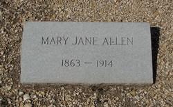 Mary Jane Allen