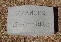 "Frances Amelia ""Fannie"" <I>Massengale</I> Thomas"