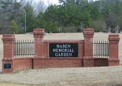 Maben Memorial Garden