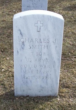 Charles J Smith