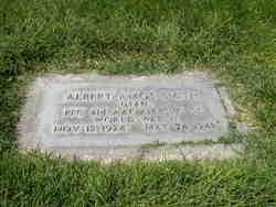 PFC Albert Amos Smith