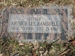 Arthur Lee Ramsdell, Sr