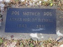 Agnes <I>Hislop</I> Bithell