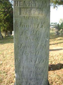Henry Mellott Neff
