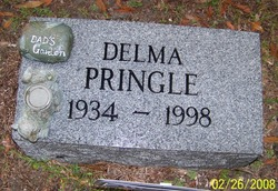 Delma Richard Pringle