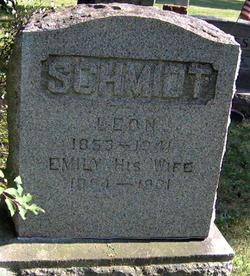 Emily <I>Morris</I> Schmidt
