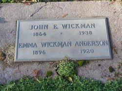 John Eric Wickman