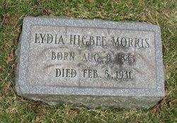 Lydia Higbee Morris