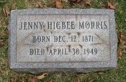 Jenny Higbee Morris